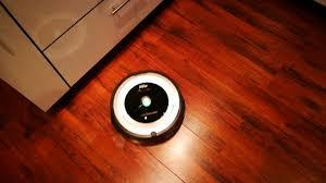 Irobot Laminate Floors Irobot Roomba 680 Youtube