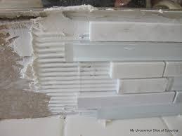 White Glass Backsplash Bathroom Glass And Slate Tile - White glass tile backsplash