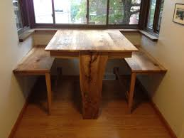 built in breakfast nook table bandy woodworks