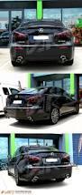 lexus is 250 se for sale western cape isf style rear bumper bar u0026 twin exhaust tips for lexus is250