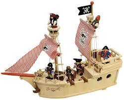 tidlo paragon piratenschiff amazon de spielzeug ideas for