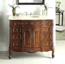 Antique Bathroom Vanity Lights Antique Bathroom Vanity With Vessel Sink Tag Antique Bath Vanity