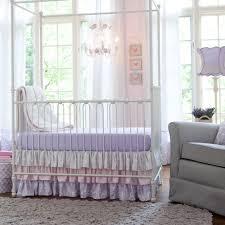 Damask Crib Bedding Sets Gorgeous Purple Crib Bedding Pattern All Modern Home Designs