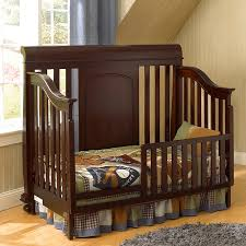 Crib Converter Suite Bebe Barcelona Crib In Cherry 312292903