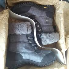 ugg s adirondack ii winter boots 34 ugg shoes womens ugg adirondack ii boot size 6 charcoal