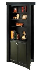 hidden door bookshelf your own secret passageway is possible