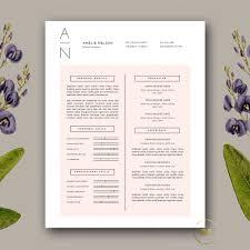 Cover Letter Format Word Resume Word Resume U0026 Cover Letter Template Resume Cover Letter Template