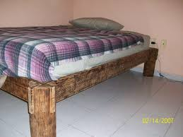 Correct Way To Make A Bed by Nail Less Glue Less Almost Less Fire Finished Bed 7 Steps