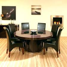 round table with 6 chairs white round dining table for 6 hangrofficial com