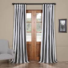 presidio faux silk taffeta stripe curtains and drapes
