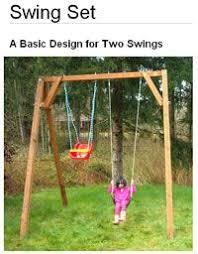 Small Backyard Swing Sets by 10 Best Swing Frame Images On Pinterest Swing Sets Backyard