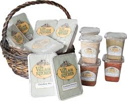 Soup Gift Baskets Village Kitchen Frozen Entrees The Village Grocer