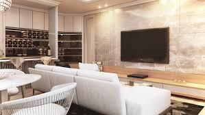 classical modern living room jasmine kemayoran kemayoran