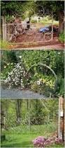 Unique Garden Decor 10 Fabulous Ideas To Use Bike Wheels For Garden Decor
