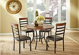 cafe vienna 5 pc dining room dining room sets colors