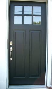 front doors paint metal front door to look like wood door ideas
