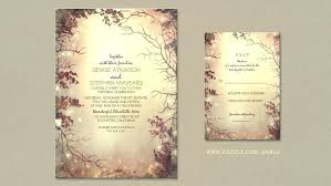 forest wedding invitations enchanted forest wedding invitations as low as per card on choose