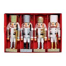 Nutcracker Christmas Tree Decorations by Uk Christmas World Find Offers Online And Compare Prices At