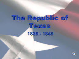 Texas travel republic images The republic of texas big ideas ppt download jpg