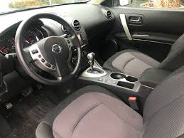 nissan rogue cloth interior used 2013 nissan rogue sv in kentville used inventory