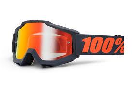 goggle motocross commencal 2016 100 goggle accuri gun metal