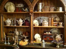 pre season fall decorating hutch and cabinet u2013 designs by tamela