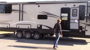 2017 montana high country 381th toy hauler youtube