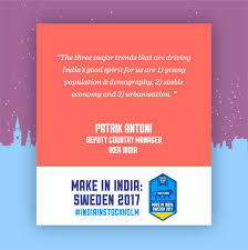 make in india on twitter