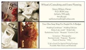 wedding invitations jackson ms event planning logistics live entertainment jackson black pages