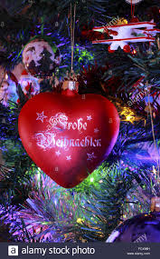 kathe wohlfahrt glass frohe weihnachten