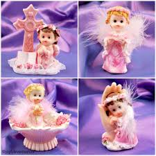 baptism figurines angel figurines joyful events store