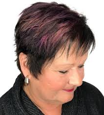 haitr style for thick black hair 65 years old 90 classy and simple short hairstyles for women over 50