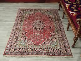 galerie teppich 204x120 cm schöne handgeknüpften kaschmir kunstseide floor galerie