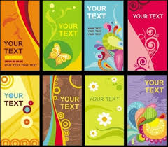 free business cards templates download free vector business card