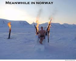 Norway Meme - meanwhile in norway the independent