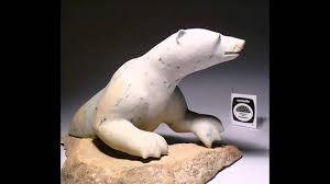 eskimo soapstone carvings inuit soapstone sculpture