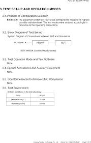 Homedics 3 Hx Hp450 Hmdx Journey Heaphones Test Report Tg3hx Hp450 Homedics Inc