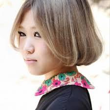 relaxed short bob hairstyle behairstyles com pages 123 kawaii short bob haircut brown