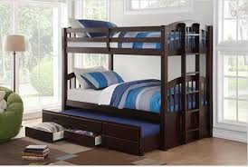 Bunk Bed With Pull Out Bed Bunk Beds Bunk Beds Loft Beds Daybed