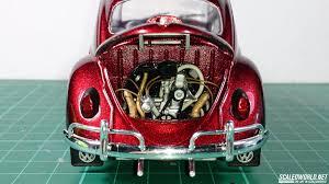 volkswagen beetle engine 1966 vw beetle 1300 scaledworld