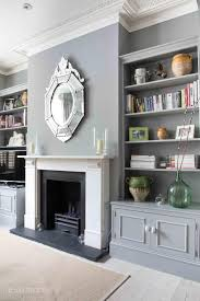 Livingroom Shelves by Www Overatkates Com Farrow And Ball Moles Breath Victorian