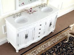 63 bathroom vanityinch white antique double bathroom vanity top 63