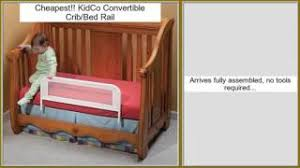 Kidco Convertible Crib Bed Rail Kidco Convertible Crib Bed Rail White Bed