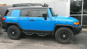 fj cruiser black out project on voodoo complete toyota fj cruiser forum