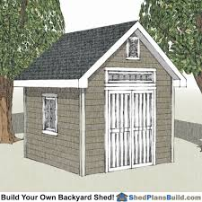garden shed plan 12x16 garden shed plans