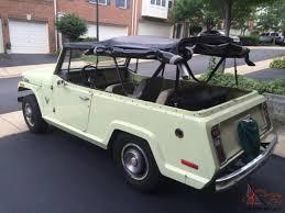 jeep commando custom commando jeepster