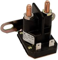 amazon com mtd 925 1426a solenoid 12 volt 100 amp lawn mower