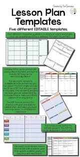 Spreadsheet Lesson Plans For Middle 373 Best Lesson Plans Images On Teaching Ideas