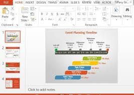 powerpoint timeline templates free sample customer service