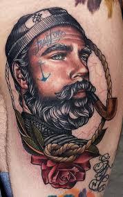 27 best sailor tattoos